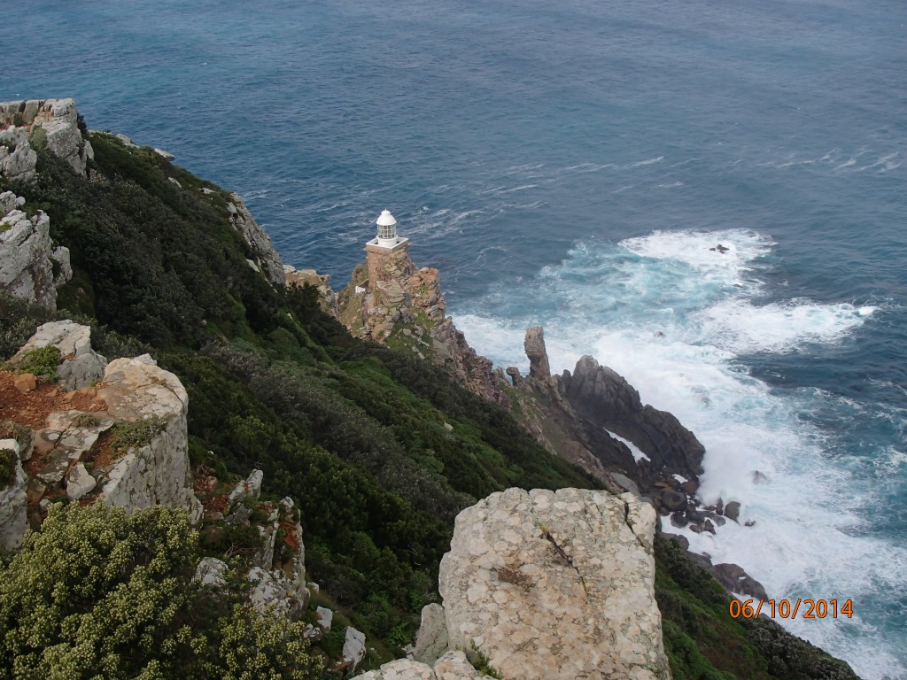 Cape Point at the tip of Africa has many shipwreck stories