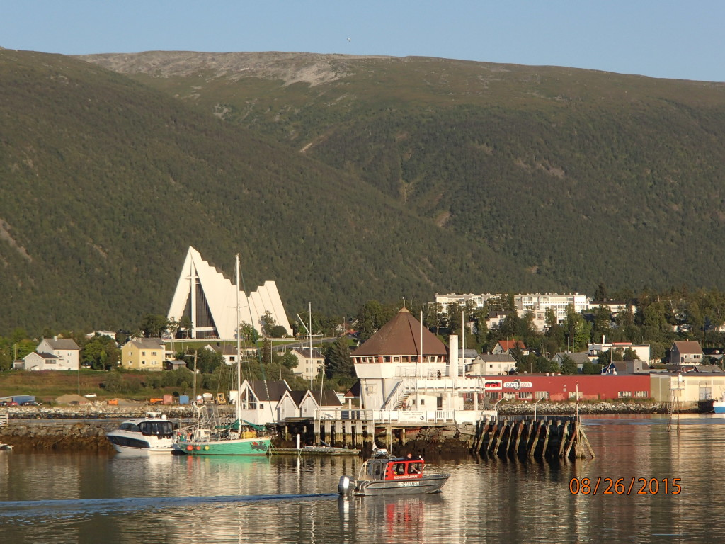 Tromso, Norway and the Church of the Arctic